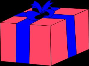 Present t clip art at vector clip art 2