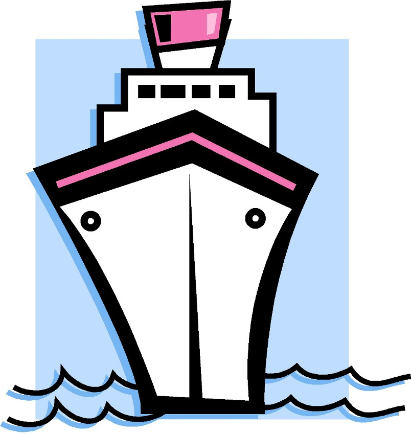 Sinking ship clipart image #15738