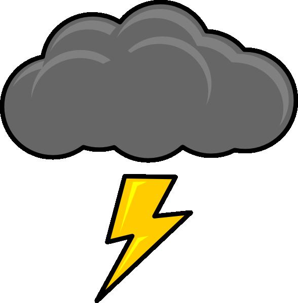 Clipart lightning bolt clipart 2