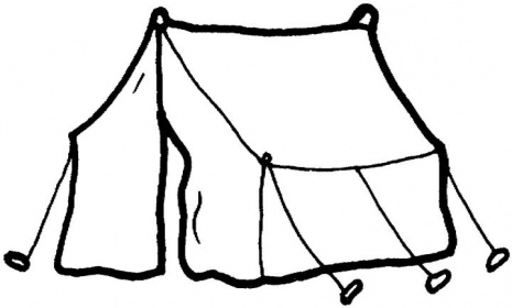 Event tent icon free clipart images