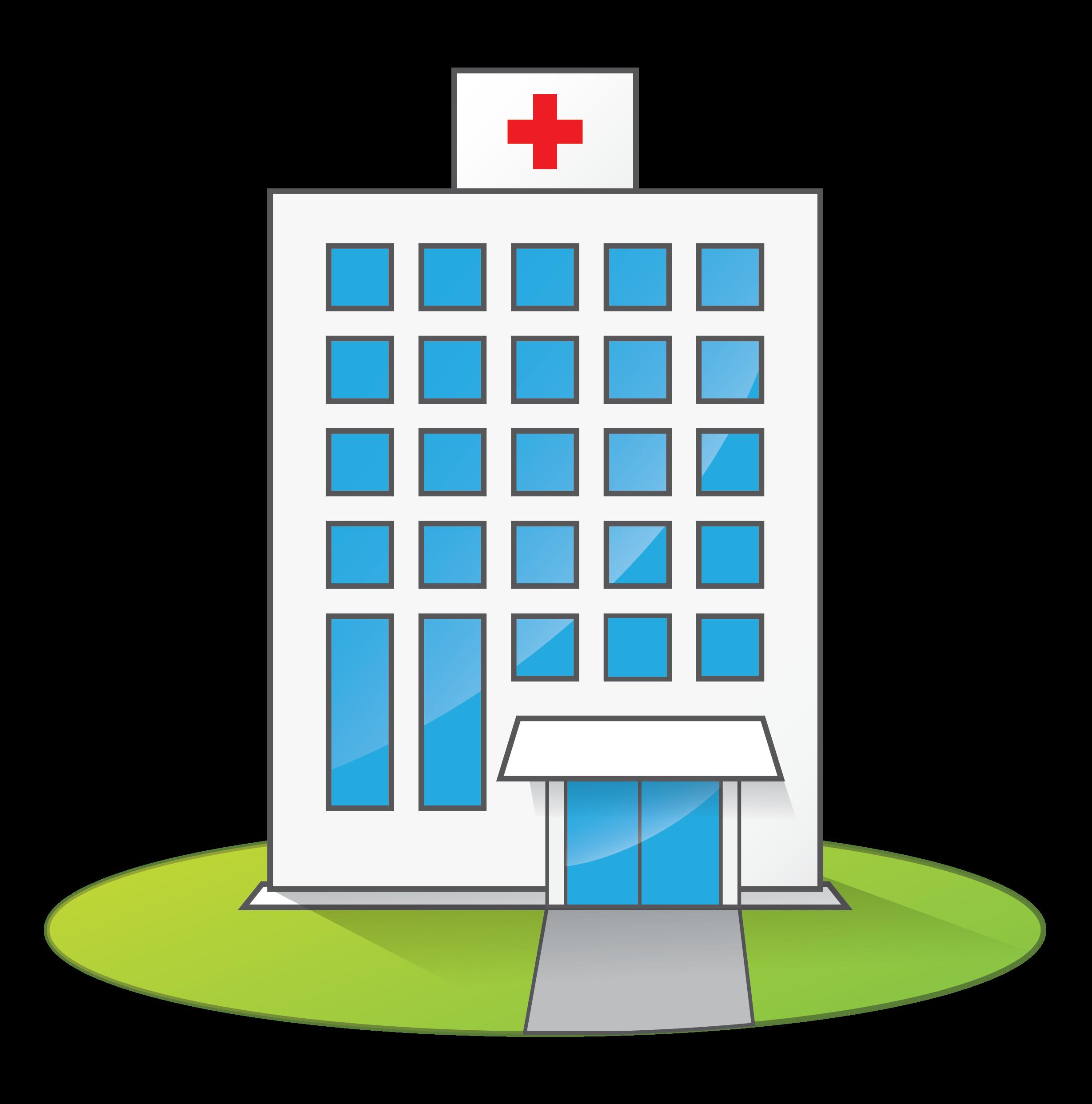 Hospital clipart 2