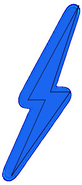 Lightning bolt clip art at vector clip art 3