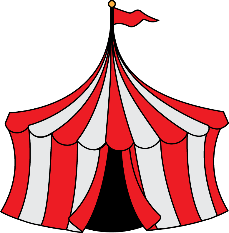 Party tent clip art clipart free clipart images