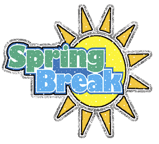 Spring break clip art clipart