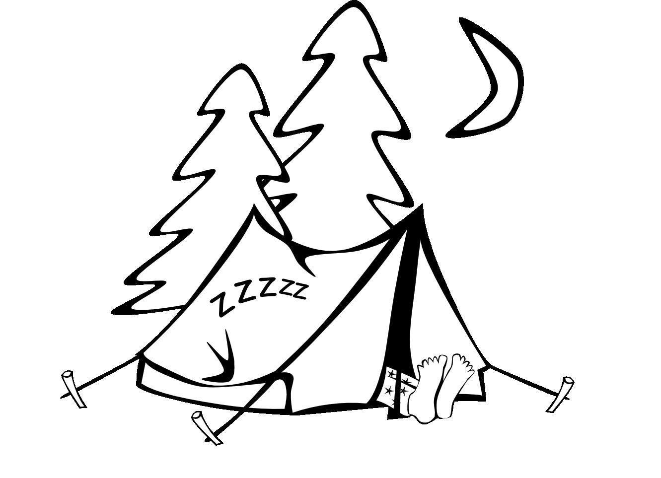 Tent clipart 0 2