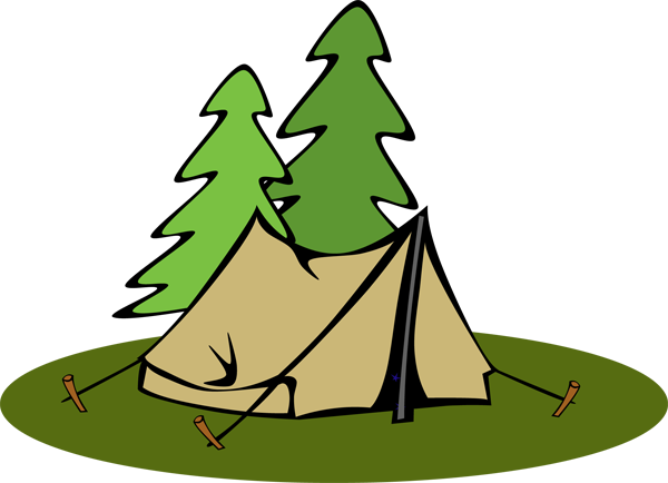 Tent clipart free clipart images image #16108
