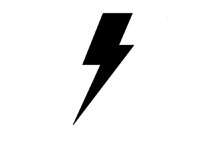 Top lightning bolt graphic images for clipart