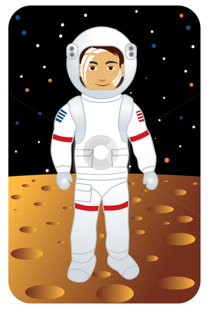 astronaut in space clipart - photo #44