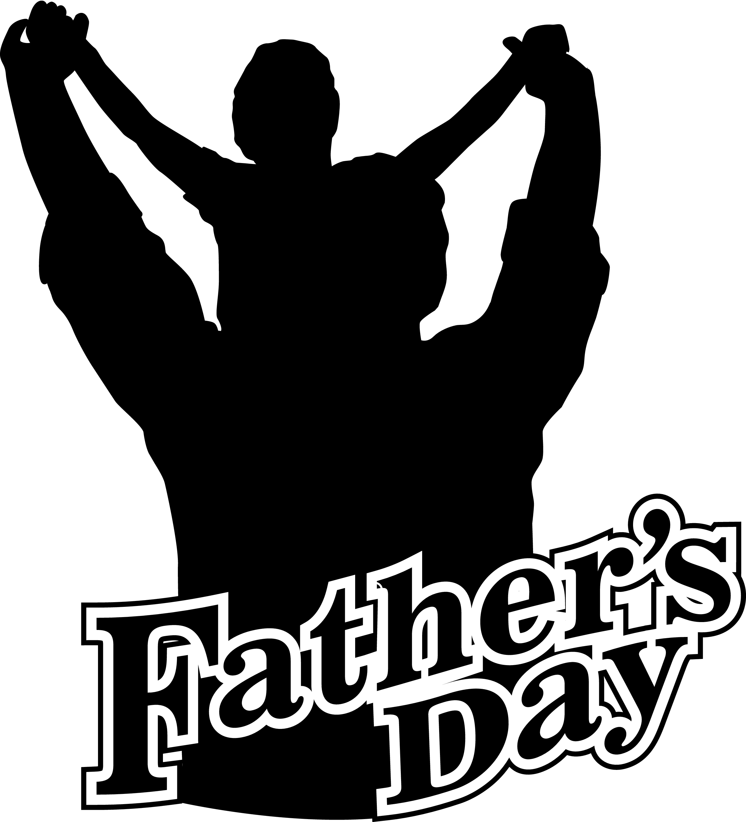 Fathers day clipart clipart 2