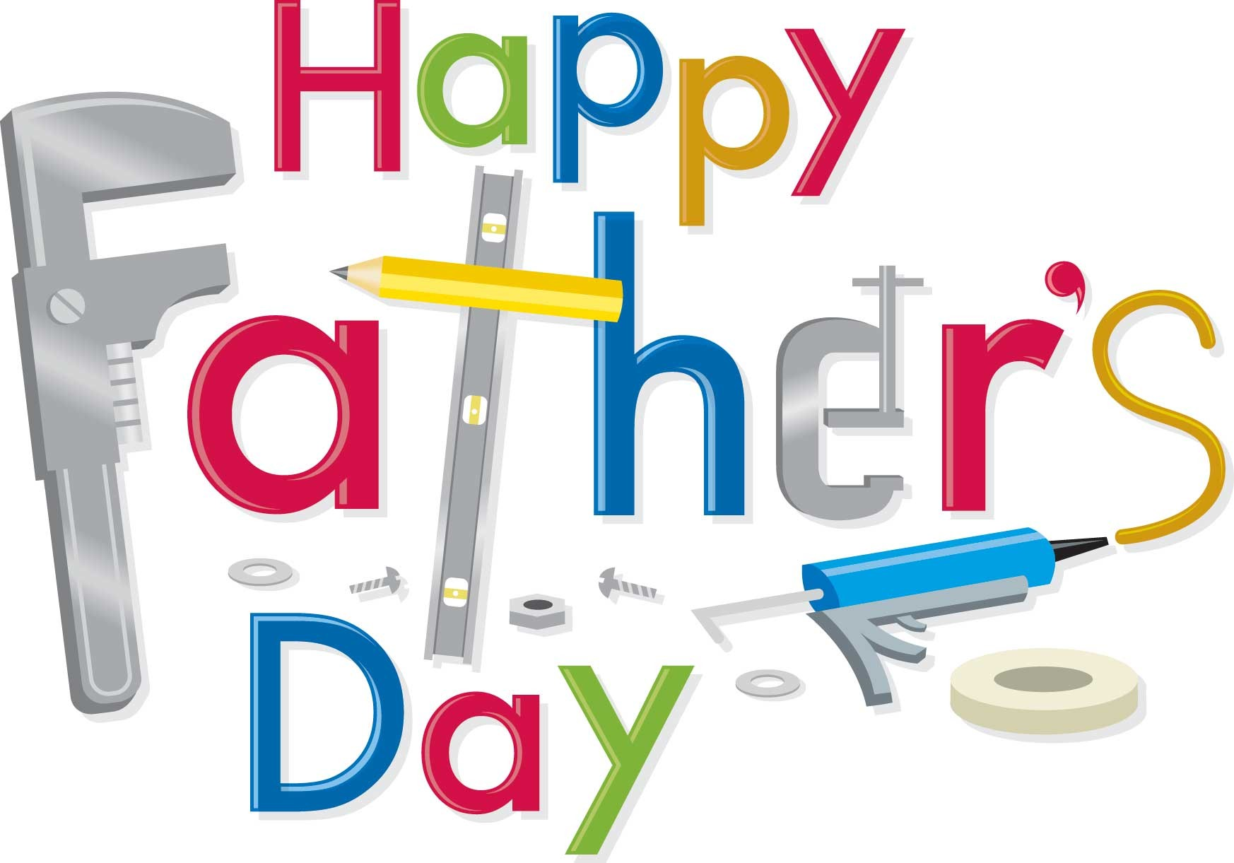 Fathers day father day clip art borders free clipart images