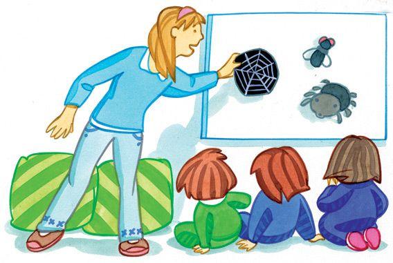 Preschool clipart 3