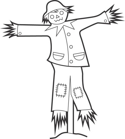 Scarecrow clip art images free clipart images