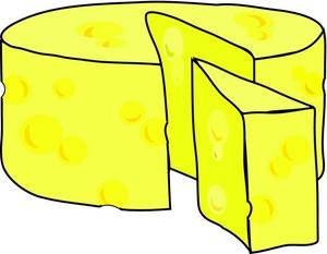 Cheese clip art 2