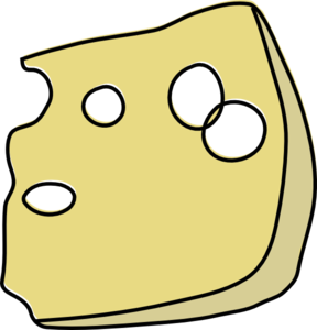Cheese clip art at vector clip art