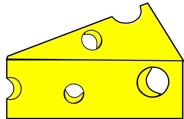 Cheese clip art free vector