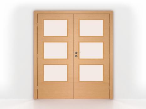 Double doors clipart