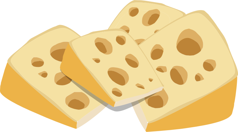 Finest collection of free to use cheese clip art
