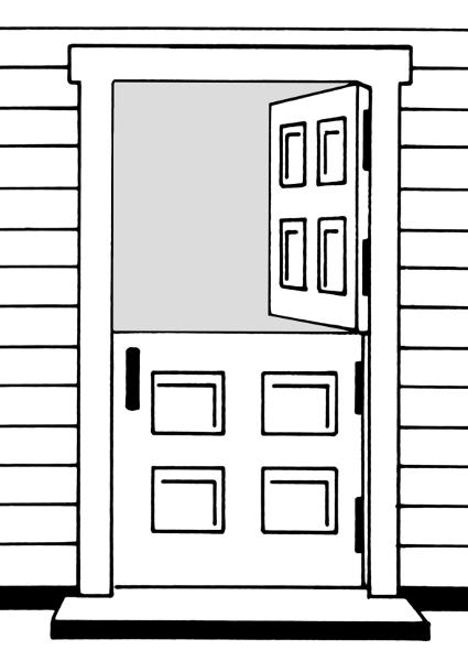 Free door clipart clip art image 5 of 6