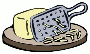 Free grated cheese color clipart free clipart graphics images