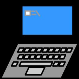 Laptop clipart free public domain clipart