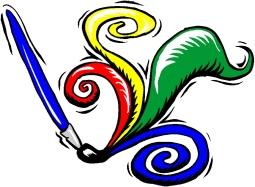 Paintbrush clip art clipart 2