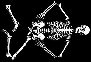 Skeleton clip art at vector clip art