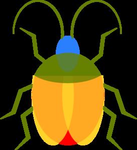 Insect bug clip art at vector clip art