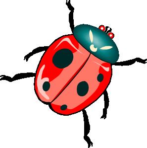 Lady bug clip art at vector clip art 3