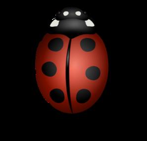 Lady bug clip art at vector clip art 4
