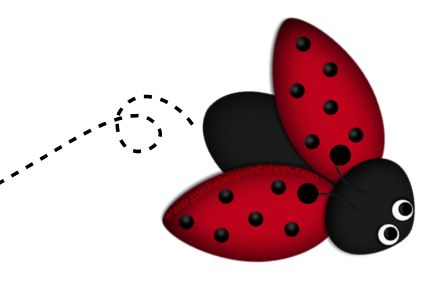 Lady bug clipart google search clipart insects