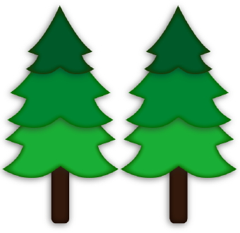 Pine tree branch clipart free clipart images