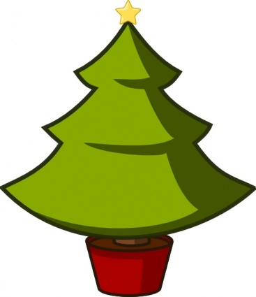 Pine tree clipart clipart 2