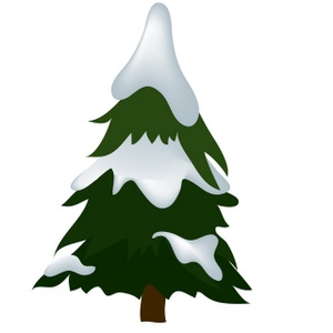 Pine tree clipart clipart