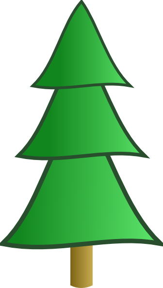 Pine tree clipart free clipart images 2