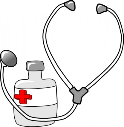 Stethoscope picture free vector for free download about free clip art