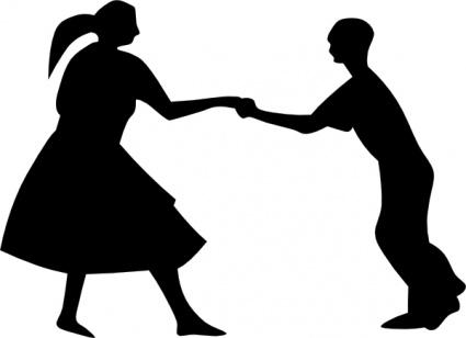 Ballroom dancing clip art vector ballroom dancing graphics 2