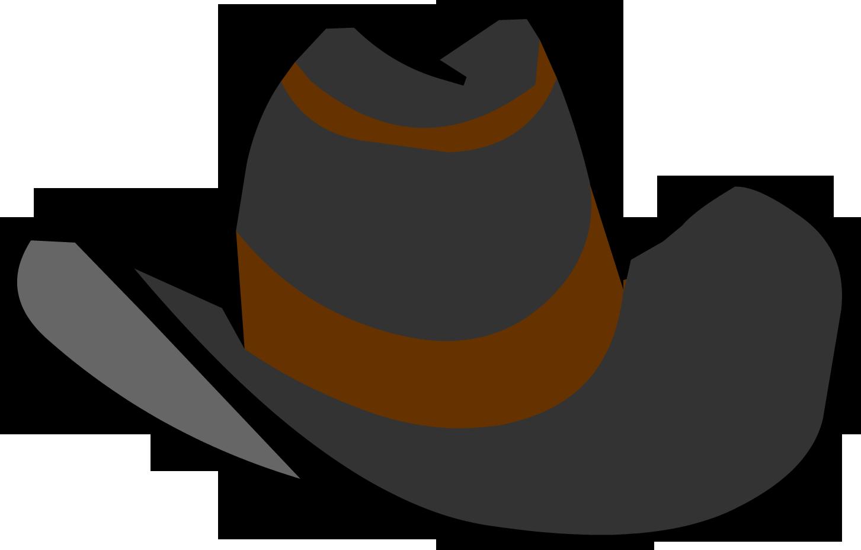 Black cowboy hat club penguin wiki the free editable clip art