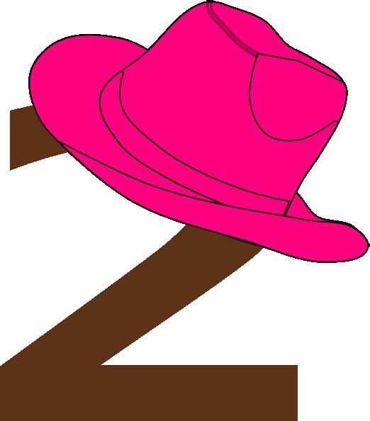 Cowboy hat ten gallon hat clipart free clip art image #17561