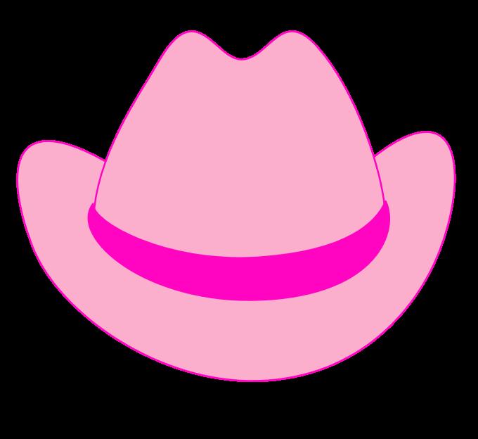 Cowboy hat clipart 10