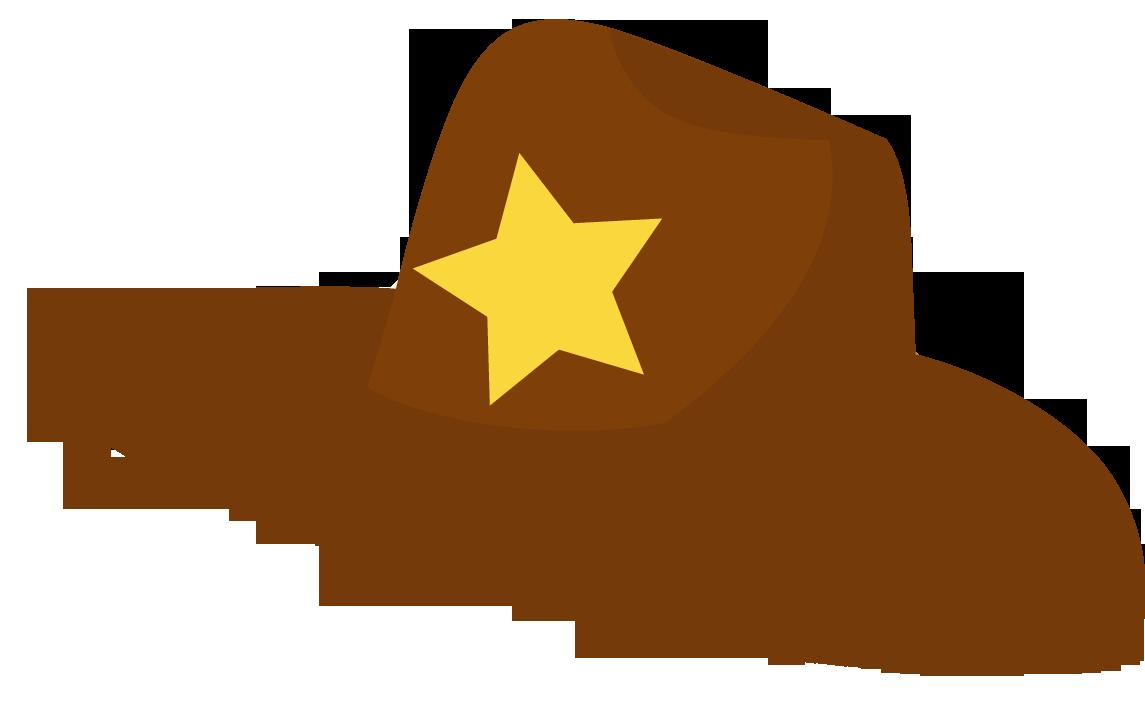 Cowboy hat clipart 2
