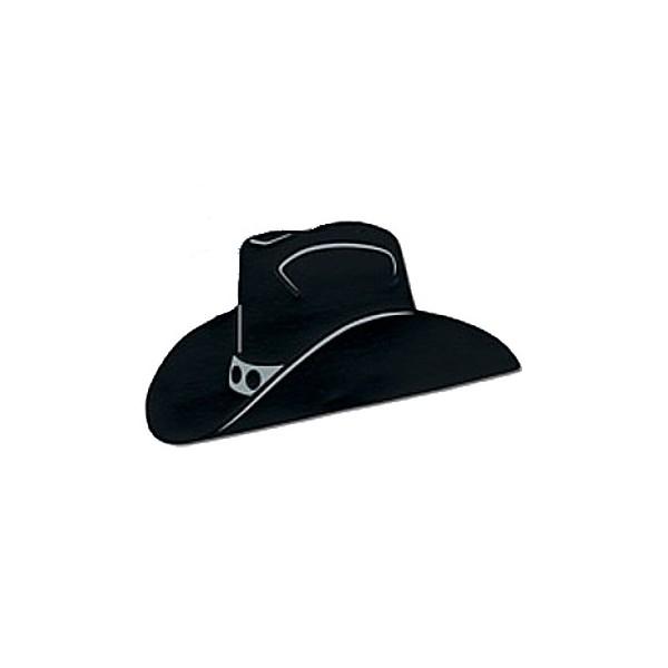 Cowboy hat cowboy silhouette clip art image #17556