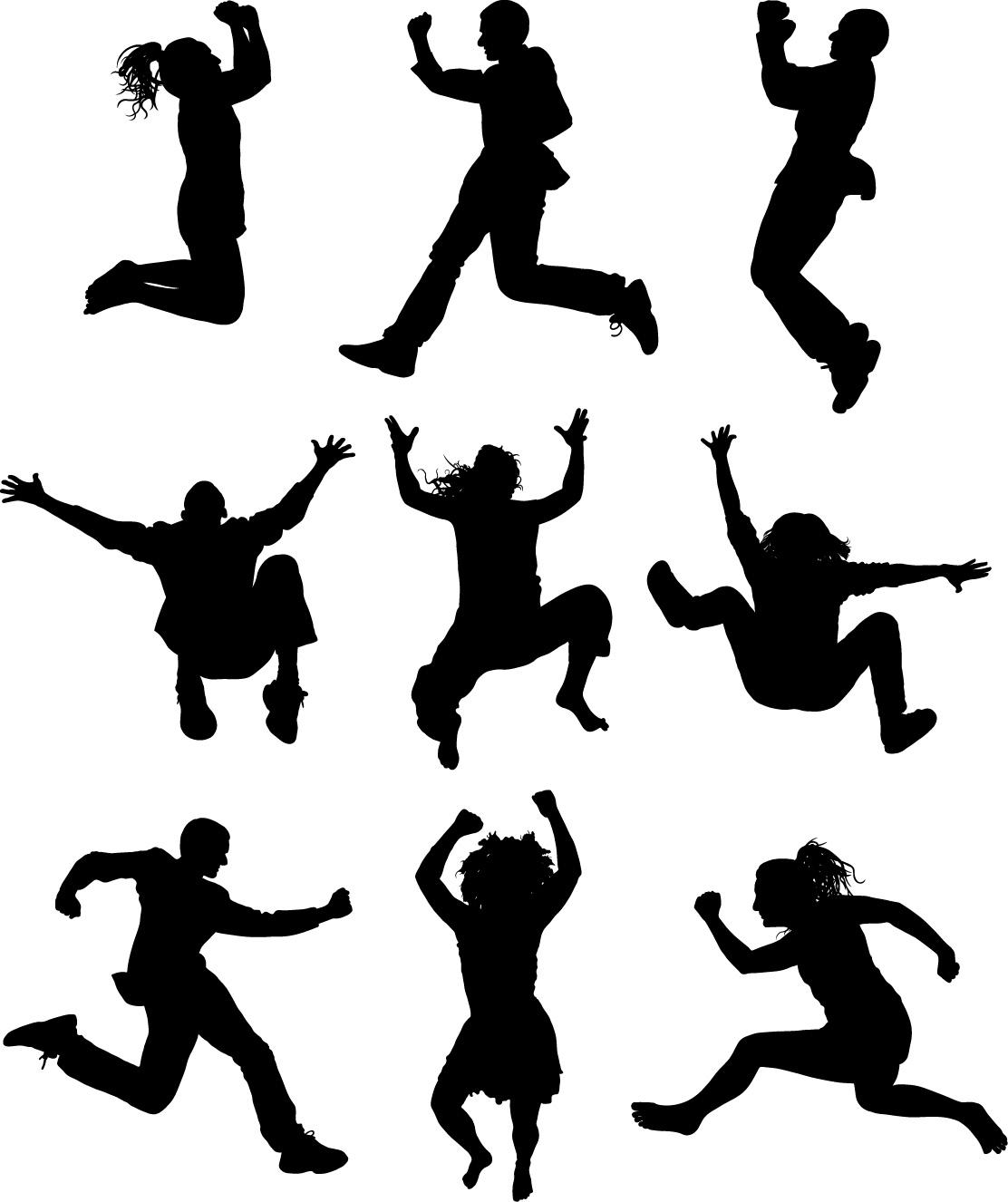 Dance dancing clip art 4