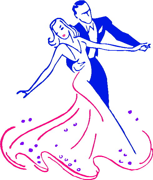 Dancing clip art 6