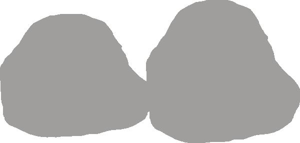 Double rock 2 clip art vector clip art free