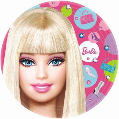 Barbie cartoon clip art