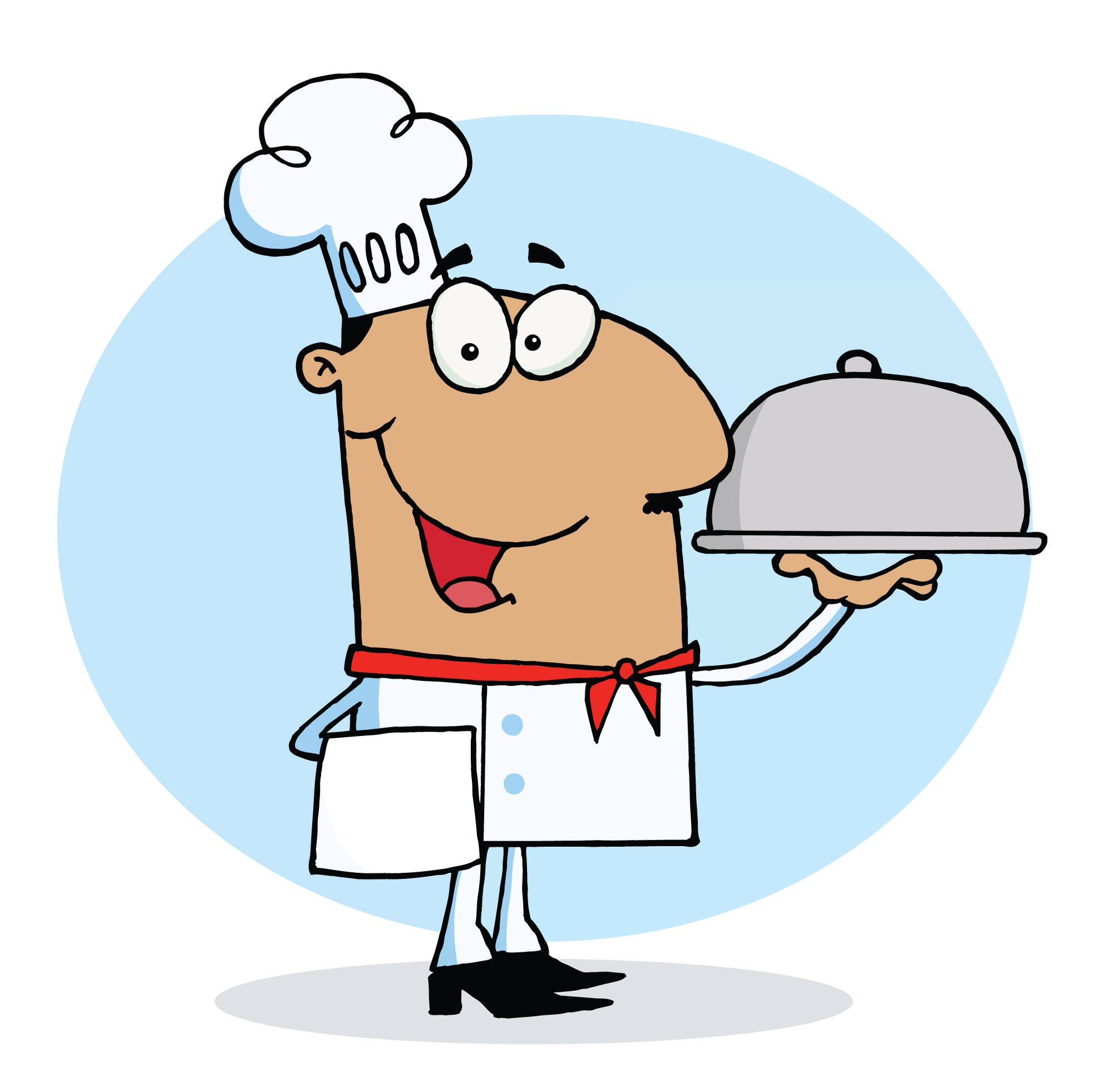 Chef free cooking clip art images