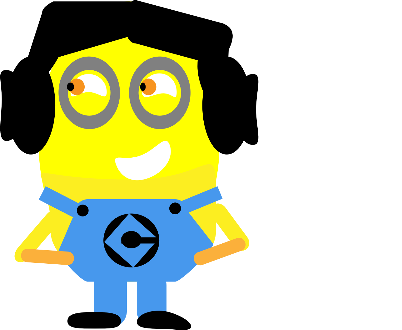 animated minions clipart - photo #17