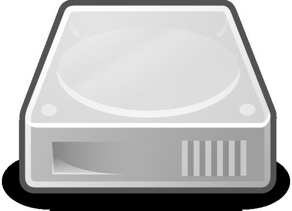 Drive hard disk clip art at vector clip art