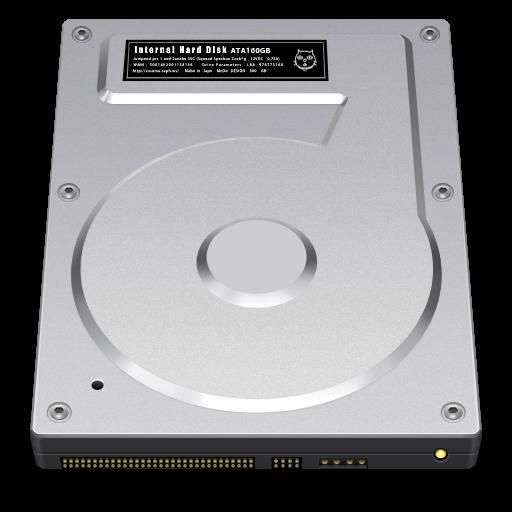 Hard disk 6 clip art