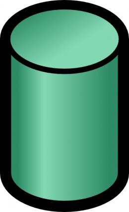 Hard disk database symbol clip art free clipart images